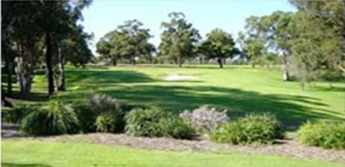 Take a tour of the Hurstville golf club 
